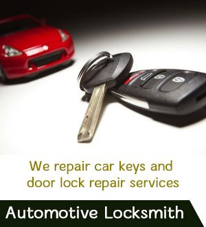 Our Automotive Locksmith Services Include: